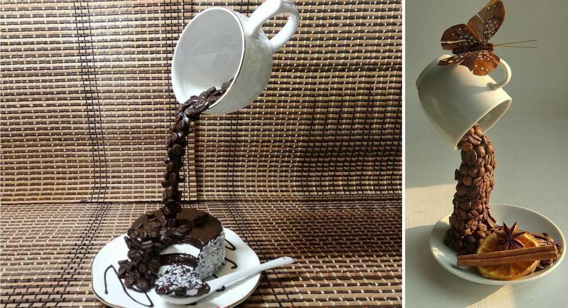 Парящая чашка своими руками (95 фото): пошаговый мастер класс
