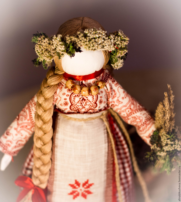 Вепсская кукла капустка: значение и мастер-класс | своими руками