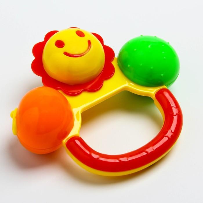Веселая погремушка для ребенка