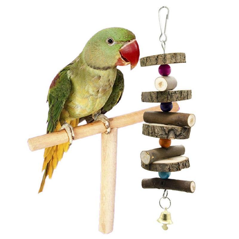 Игрушки в клетку для попугаев