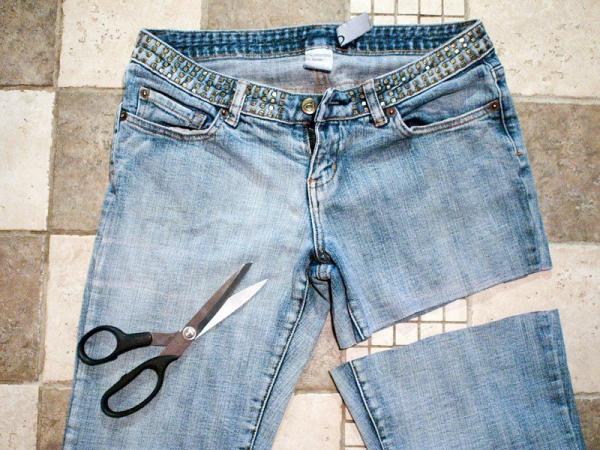 Как подшить джинсы вручную без машинки своими руками: лайфхаки, не обрезая низ