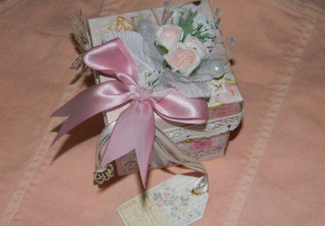Казна на свадьбу в виде коробки для денег: оформление семейного банка