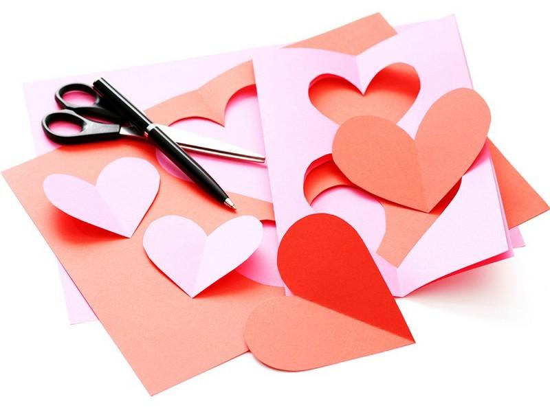 Валентинка: открытка своими руками. мастер-класс с фото. открытка в технике изонить - поделки ко дню святого валентина