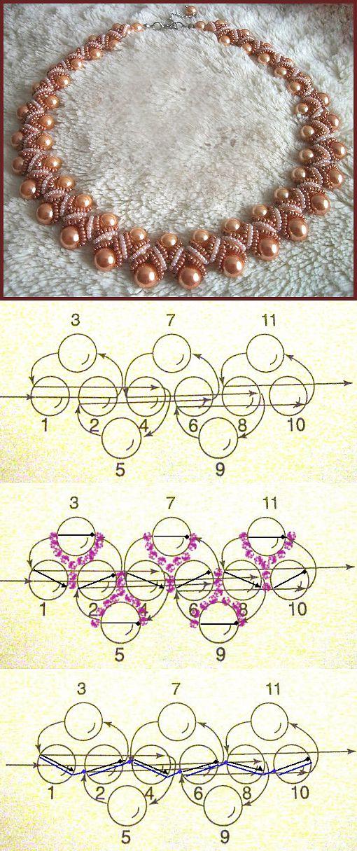Украшения из бисера (120 фото): обзор лучших идей. инструкция как сделать эксклюзивное украшение своими руками