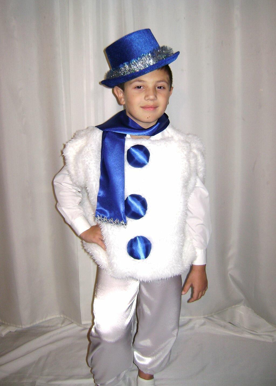Костюм снеговика своими руками: лучшие модели, варианты пошива и советы как сделать костюм из подручных материалов (95 фото + видео)