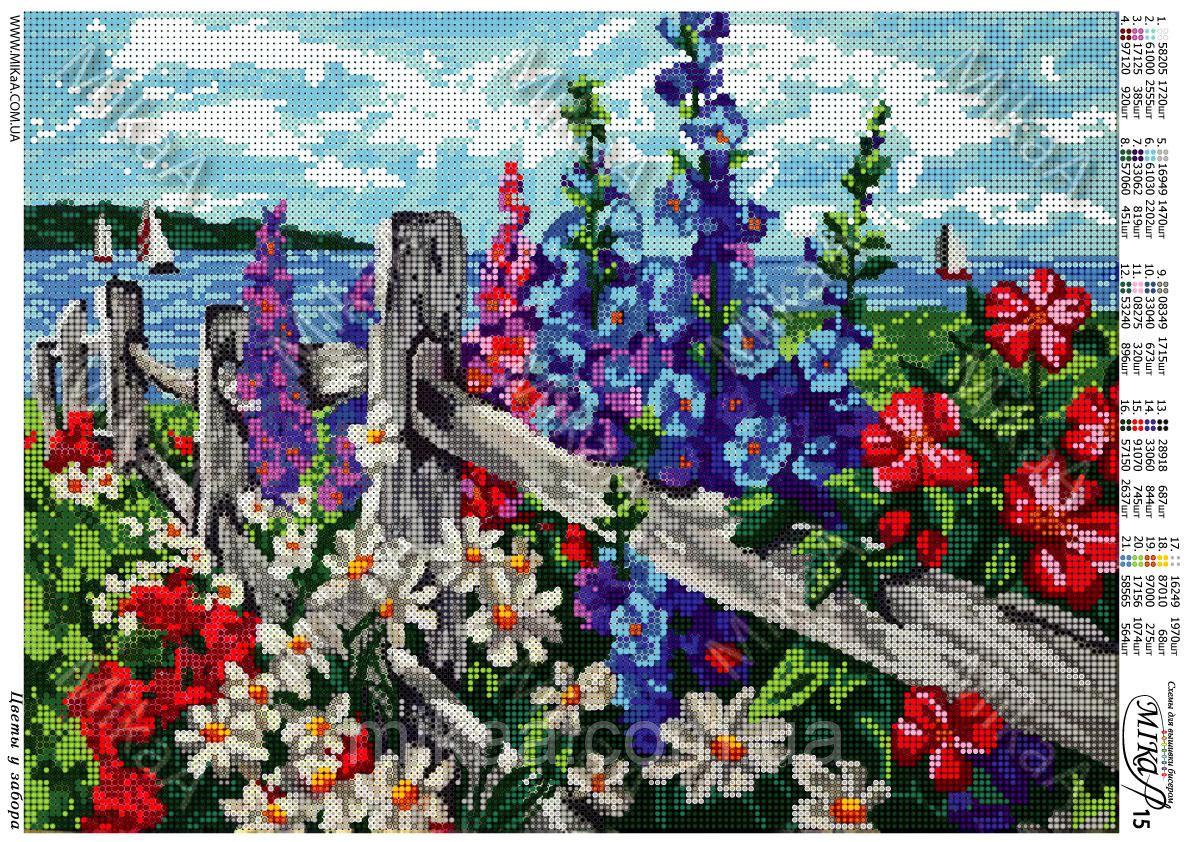 Вышивка бисером картины: полная зашивка больших размеров, вышивание с номерами цветов своими руками, схемы для начинающих на клею