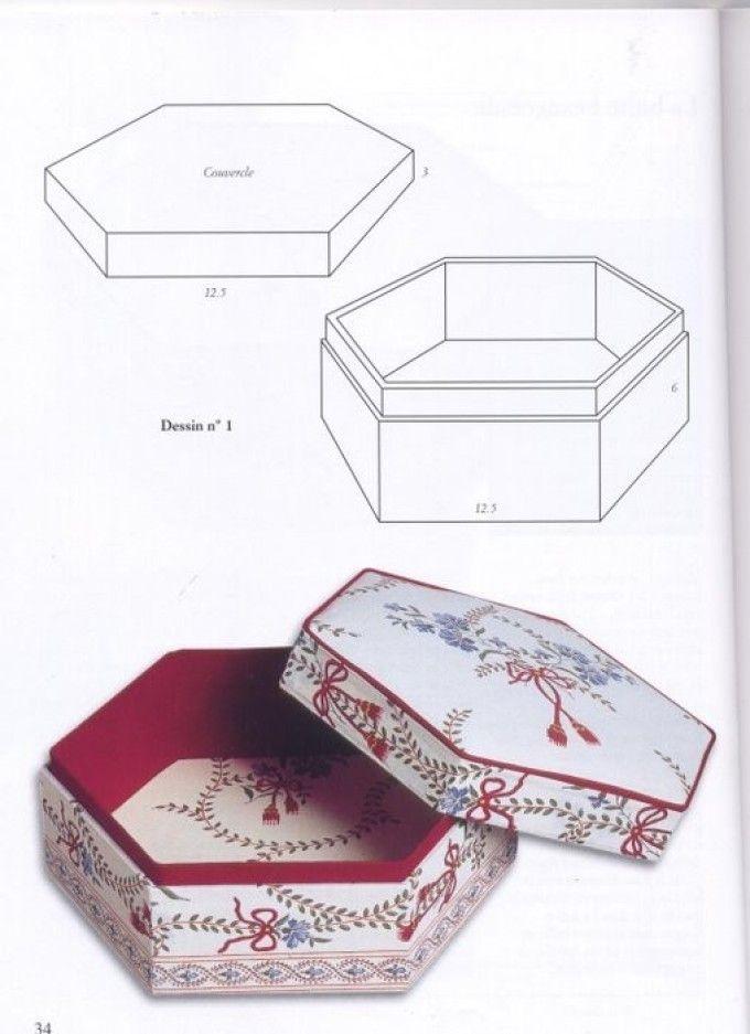 Как сделать праздничную коробочку своими руками