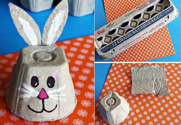 Папье маше из яичных лотков своими руками: пошаговый мастер класс, фото идеи поделок для ячеек из под яиц