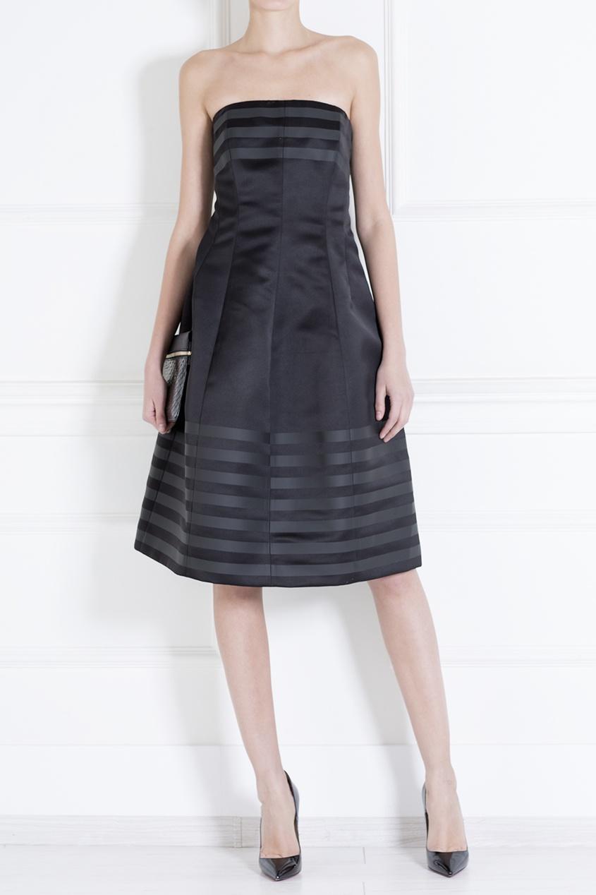 Колье «Вечернее» для платья-бюстье