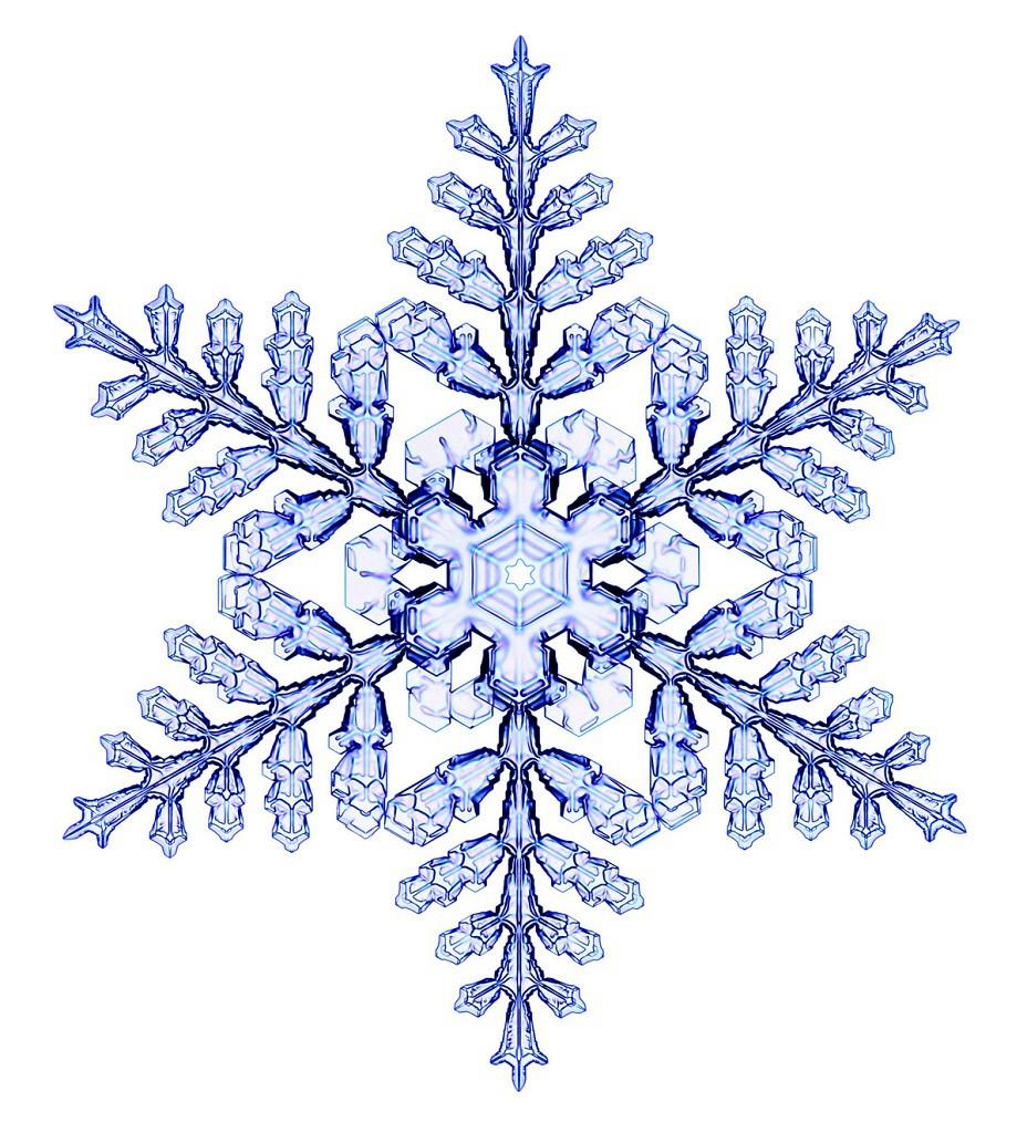 Почему снежинка шестиконечная?  - наука и техника - вопросы и ответы