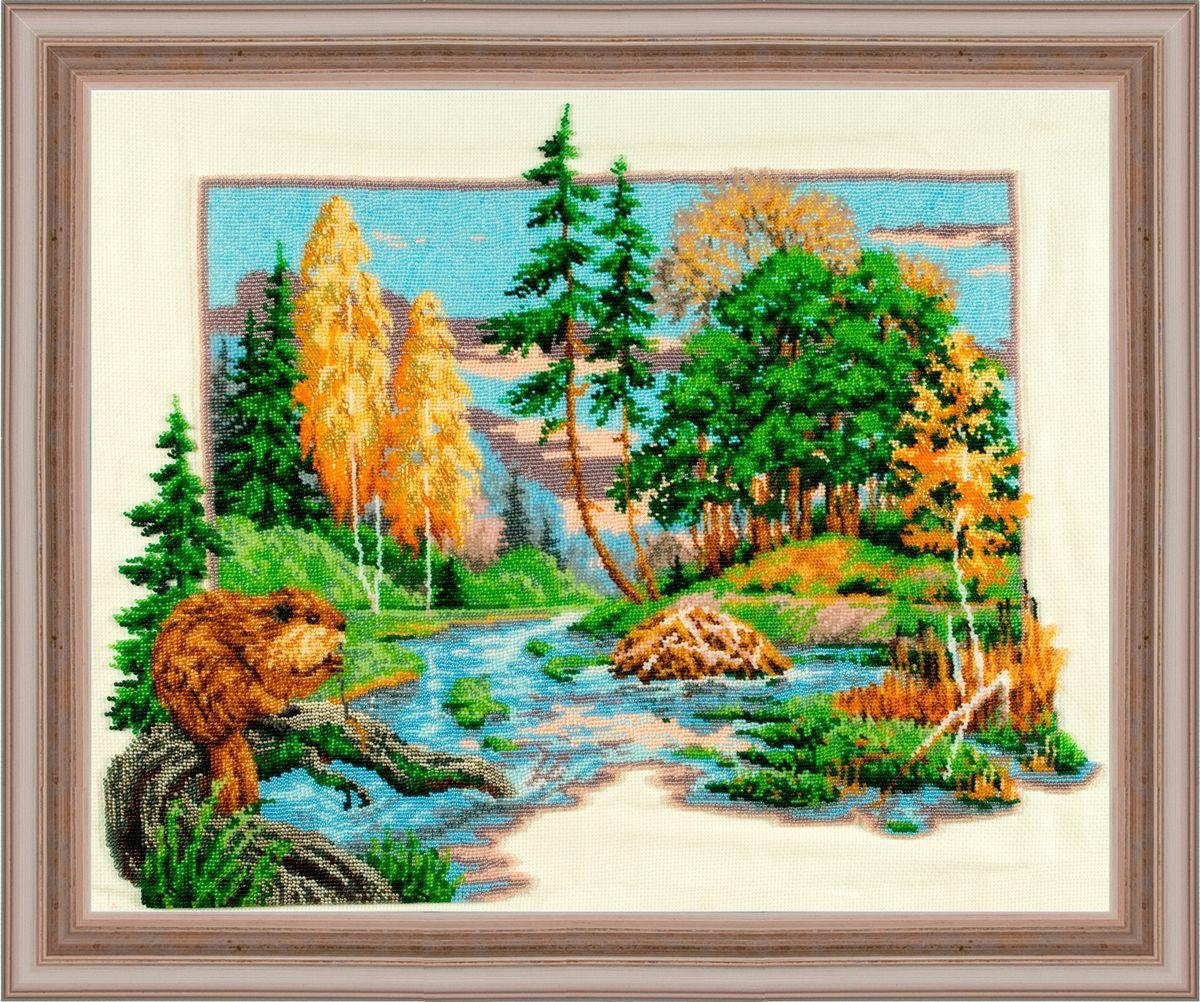 Увлекательное занятие, приносящее пользу: вышивка бисером разных картин