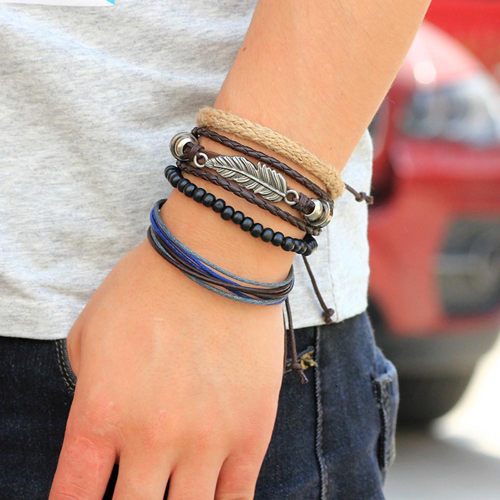 Как правильно носить браслеты — на какую руку или ногу надевать браслет мужчинам и женщинам