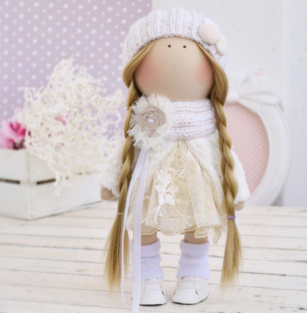 Интерьерная кукла: почему так популярна и как сделать своими руками - клуб рукоделия три иголки