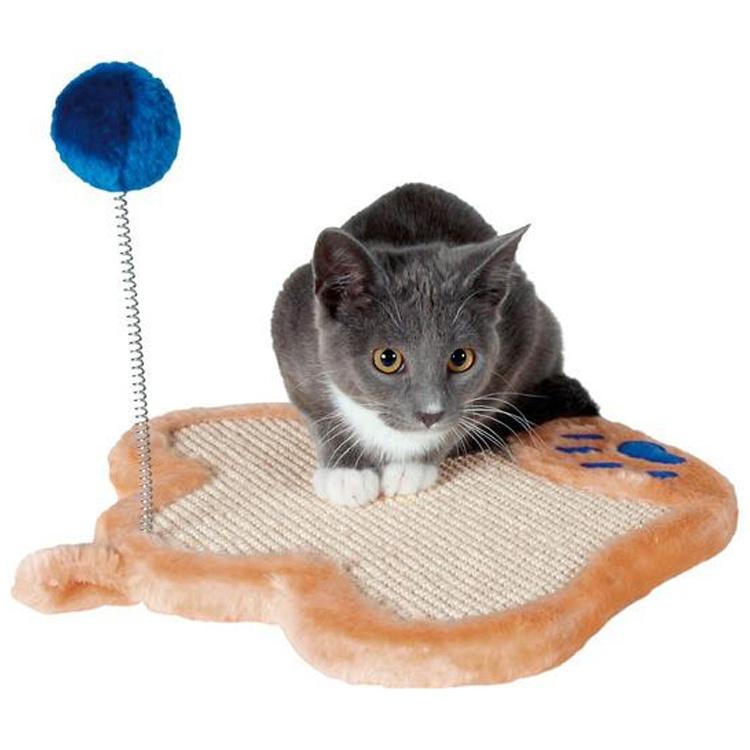 Котик – игрушка из ниток