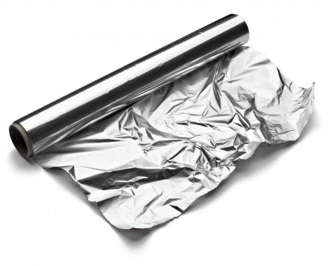 Вред алюминиевой фольги - со вкусом