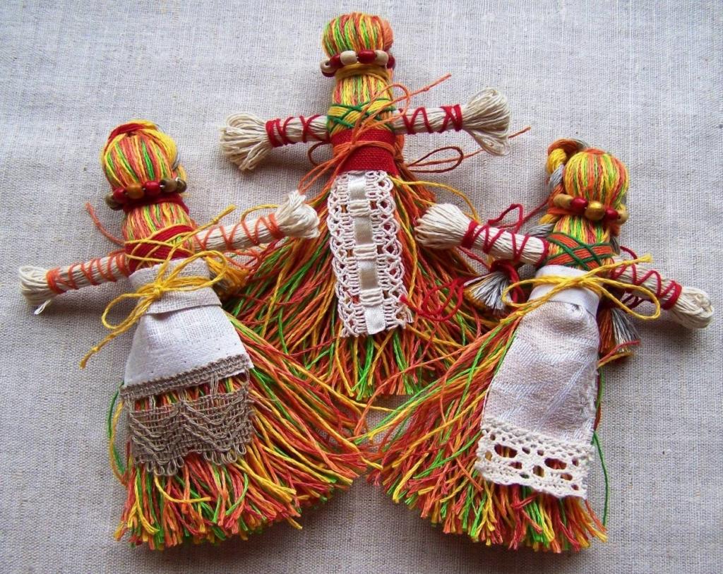 Кукла мотанка — оберег из ткани: виды, значение, особенности изготовления своими руками