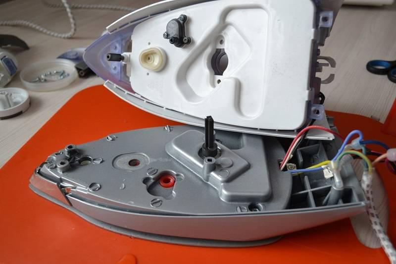 Как разобрать утюг филипс: устройство прибора, пошаговая инструкция по разборке philips azur