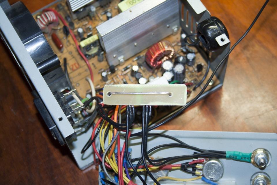 Зарядное устройство из блока питания компьютера с регулировкой тока
