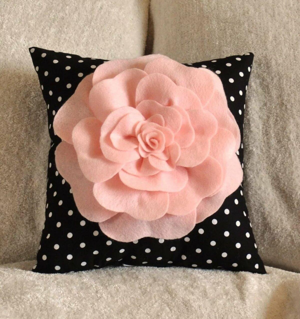 Декоративные подушки своими руками: фото идеи для красивого комфорта и уюта - домоводство - медиаплатформа миртесен