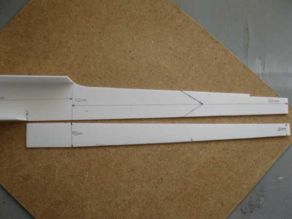 Объемная модель Ла-5 из потолочки (1:12) —  Паркфлаер