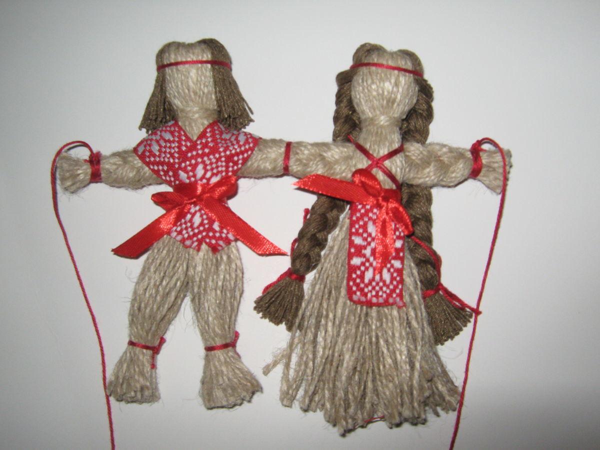 Как сделать куклу-оберег из ткани самостоятельно: пошаговая инструкция изготовления