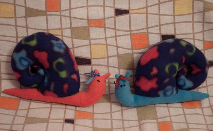 Разбор лоскутков 3. флисовый мячик - страна мам