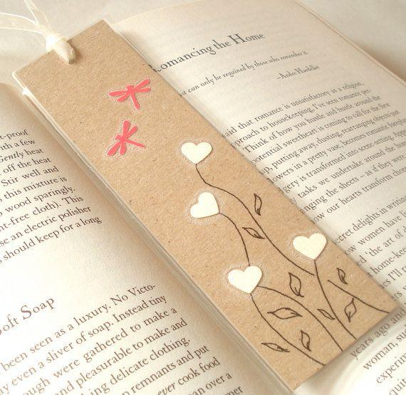 Как сделать закладку для книги своими руками из бумаги на угол