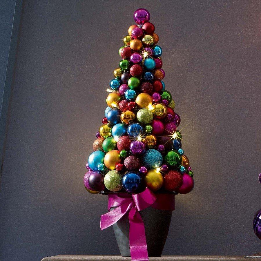 Альтернативная елка на новый год своими руками – 7 лучших идей к новому году | только девушке