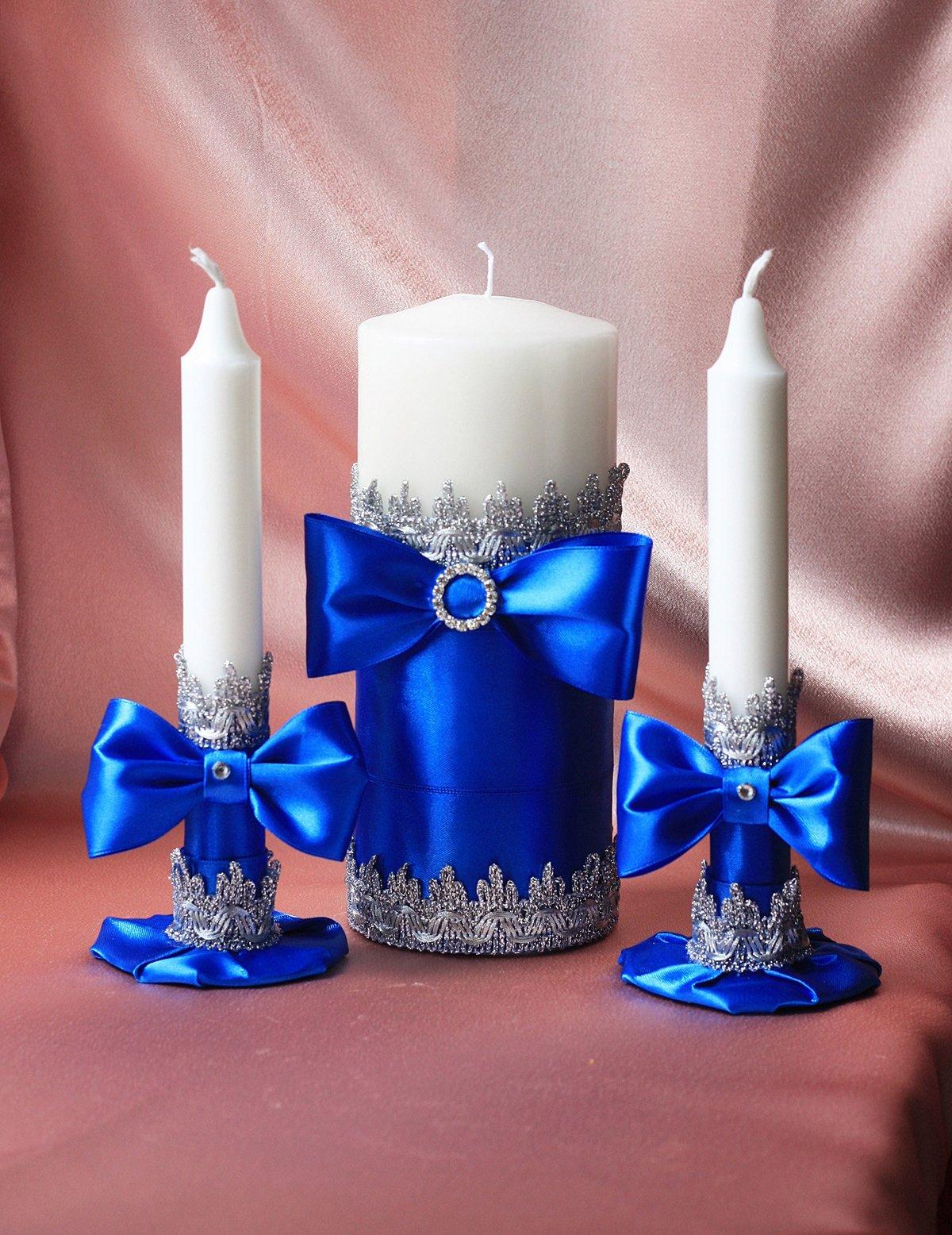 Новогодние свечи 2019 своими руками: техники изготовления, декупаж, фото вариантов декора свечей