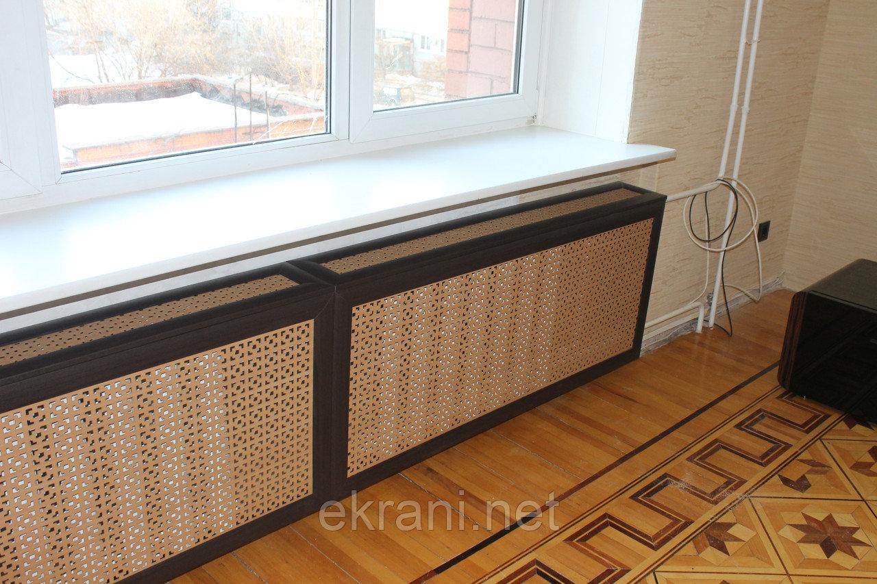 Экраны на батареи отопления на заказ в москве: изготовление экранов на радиаторы от производителя