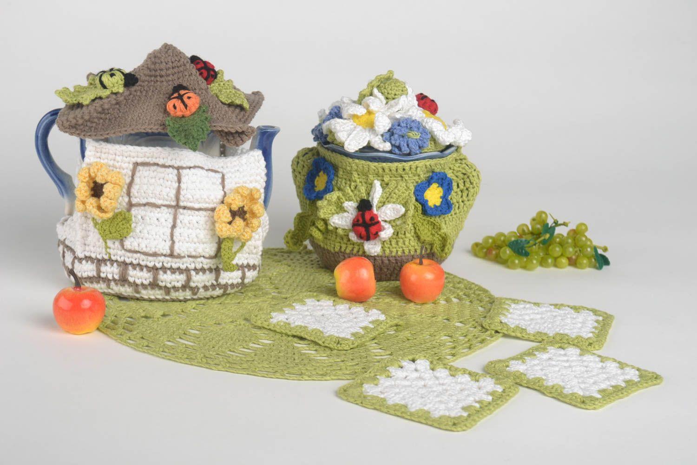 Готовая выкройка и схемы для грелки на чайник: шитье собственноручно
