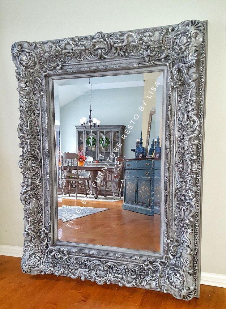 Восстановление зеркального покрытия зеркала. вдыхаем жизнь в старое зеркало. почему услуга по реставрации выгодна