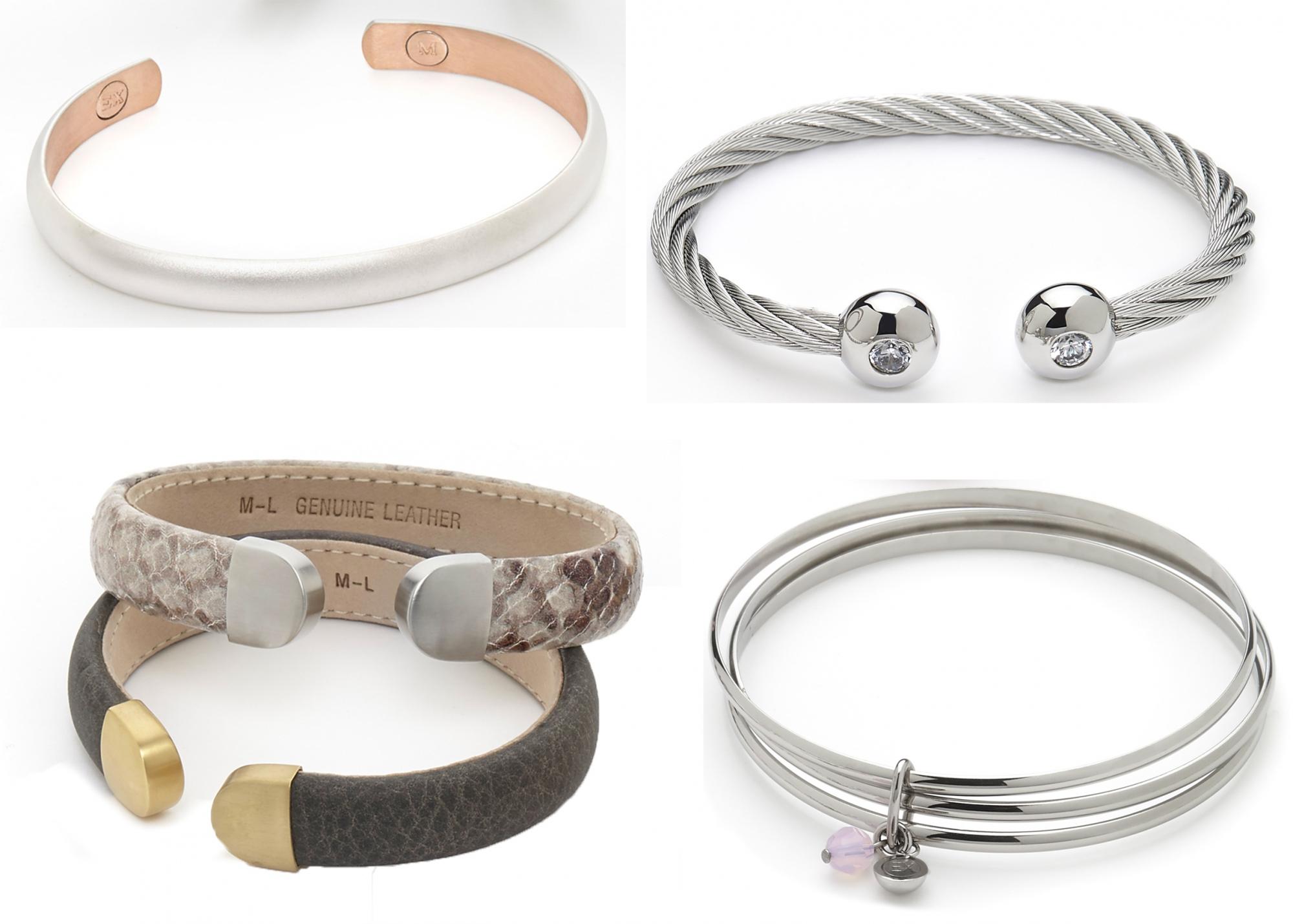 Женские браслеты — 16 стильных украшений