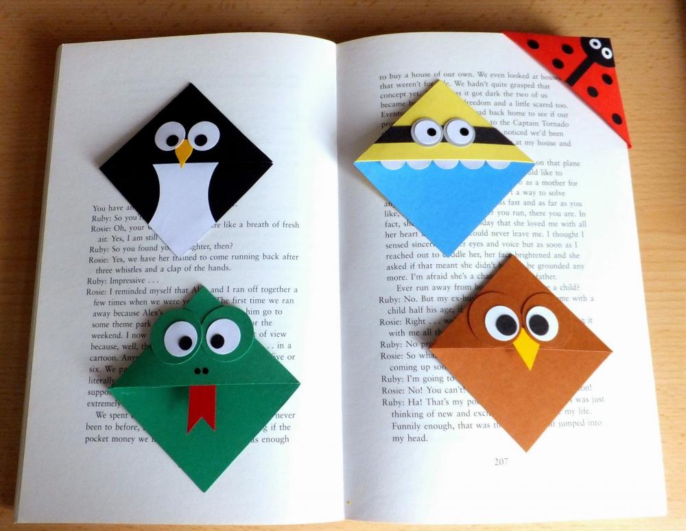 Закладки для книг своим руками: схемы, фото и видео - сайт о рукоделии
