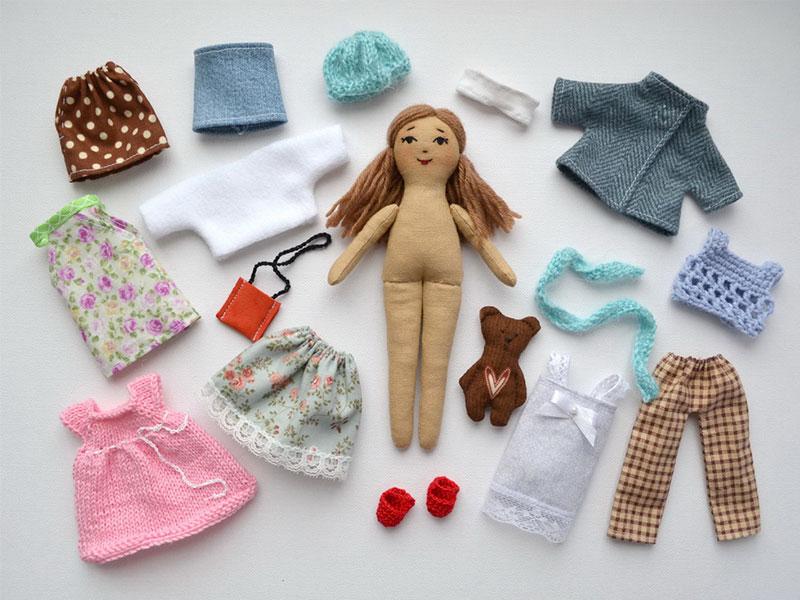 Как начинающему шить платья для кукол собственноручно