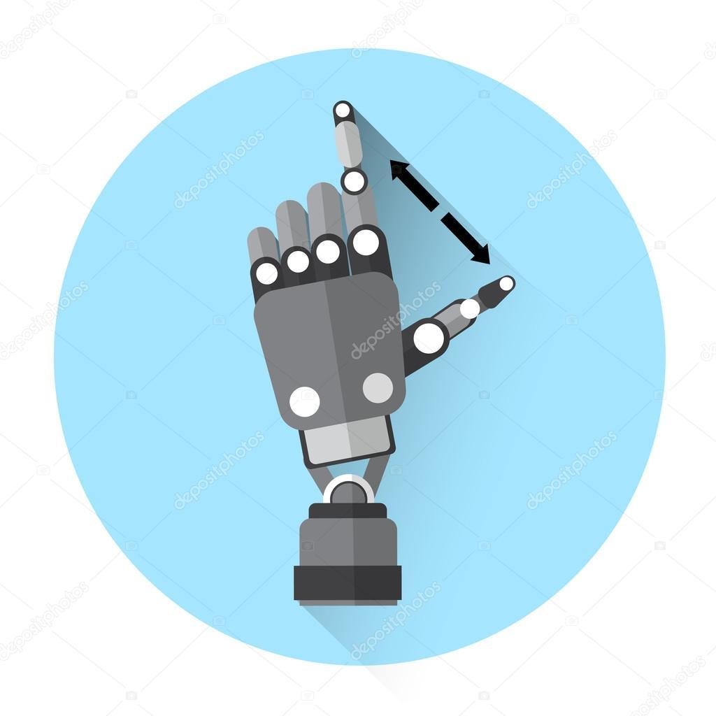 Рука робота своими руками