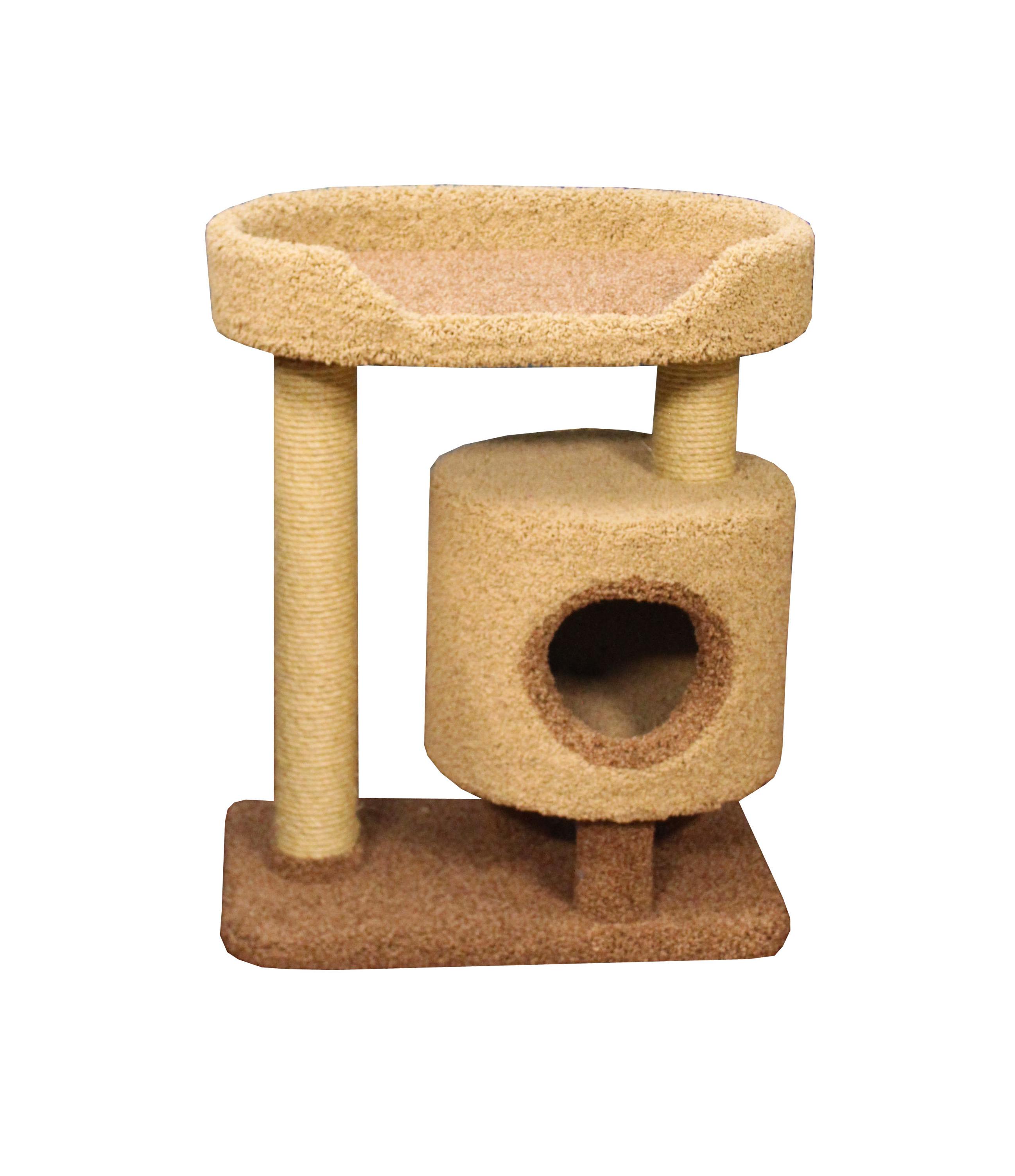 Игровые комплексы для кошек (61 фото): настенные модели, большие комплексы для котов крупных пород, модульные угловые варианты из дерева
