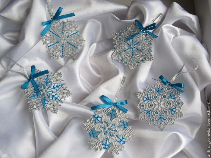 Поделка снежинка - 90 фото лучших идей по созданию новогодних снежинок своими руками