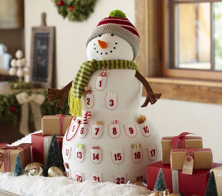 Поделка снеговик из подручных материалов своими руками - простые и понятные мастер-классы с фото примерами