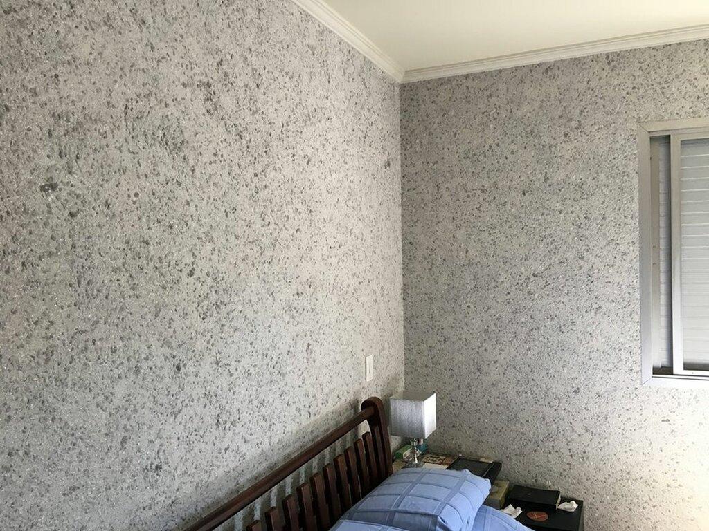Особенности выбора жидких обоев для интерьера комнаты