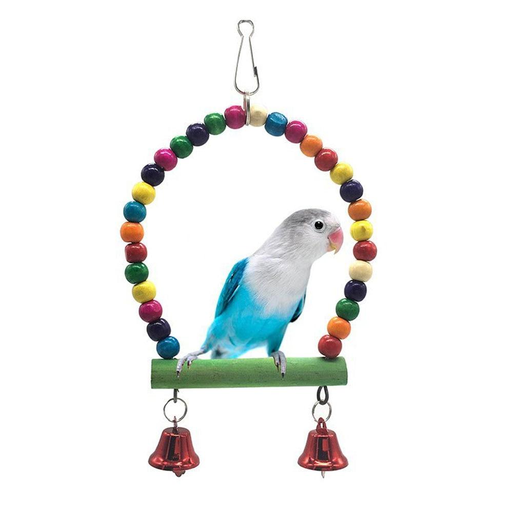 Игрушки для попугаев своими руками (20 фото): как сделать их из подручных материалов для волнистых и других видов попугаев?