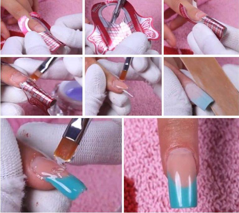 Моделирование ногтей акрилом: о чем нужно знать новичку