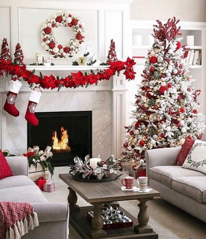 Новогодний декор своими руками: 125+ идей украшения дома к новому году 2020! | крестик
