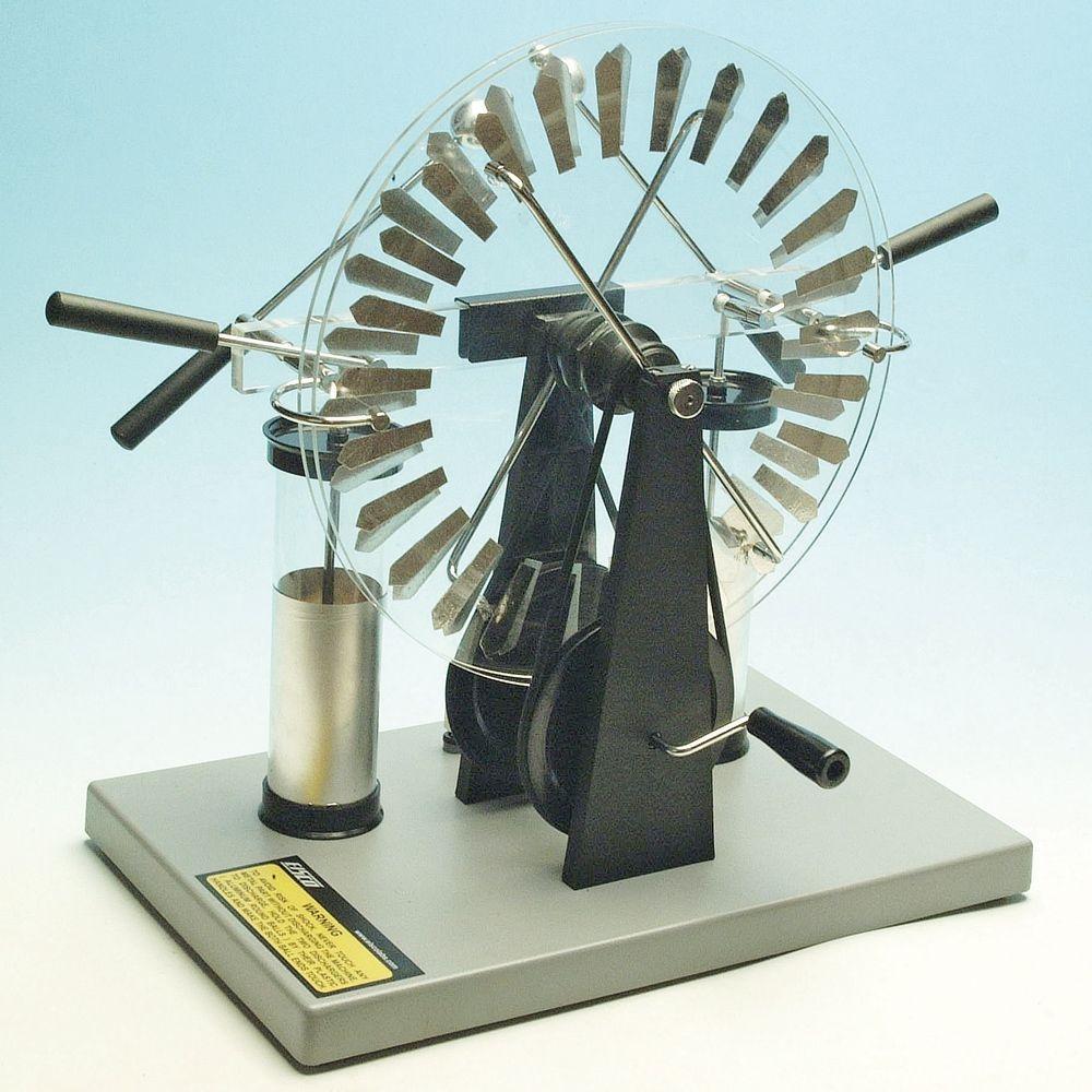 Электрофорная машина своими руками. что такое электрофорная машина и как она работает? каков принцип работы электрофорной машины