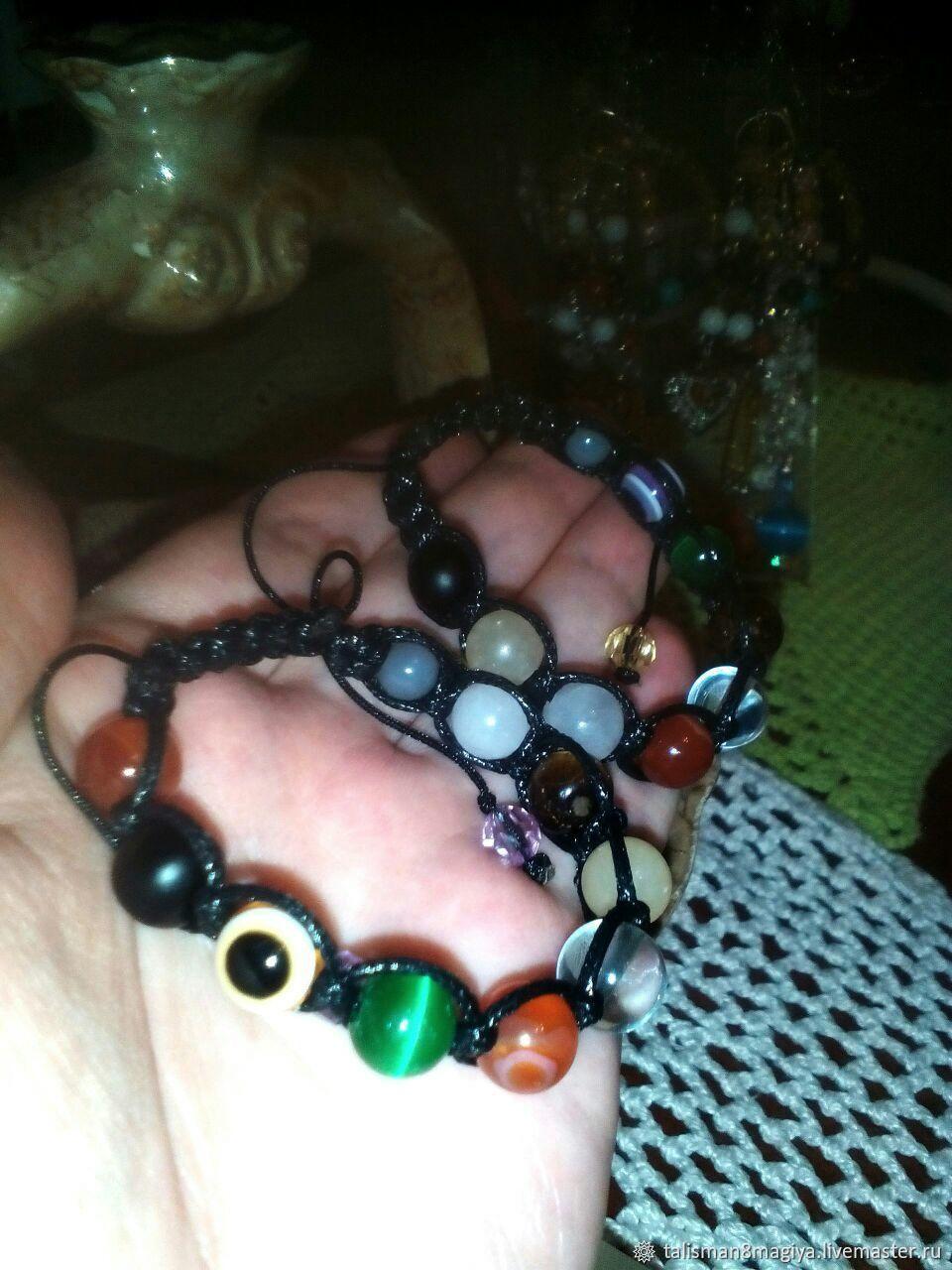 Как сделать браслеты шамбала своими руками