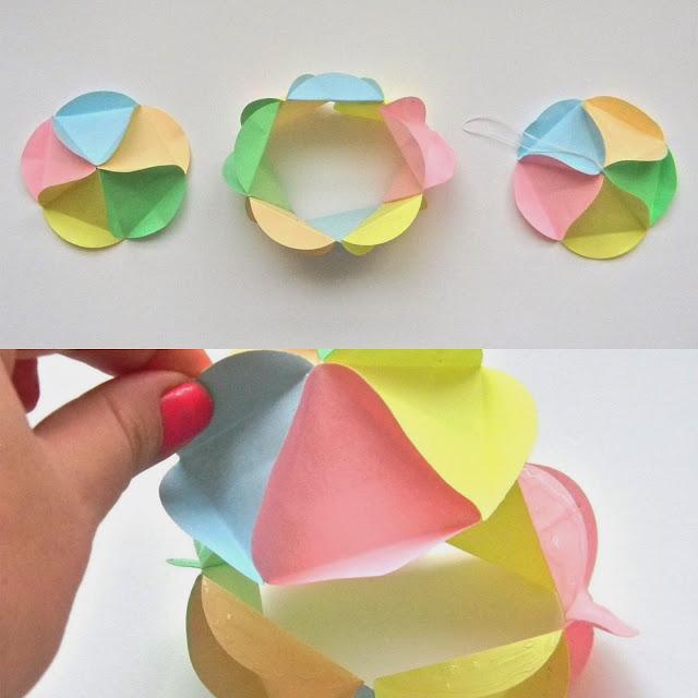 Шар из гофрированной бумаги: пошаговые инструкции с фото и видео по изготовлению простого объемного шара и «розочки»