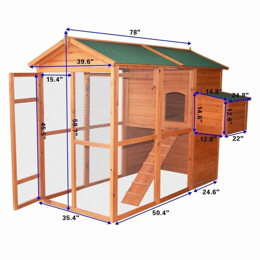 Изготавливаем домик для самых маленьких цыплят
