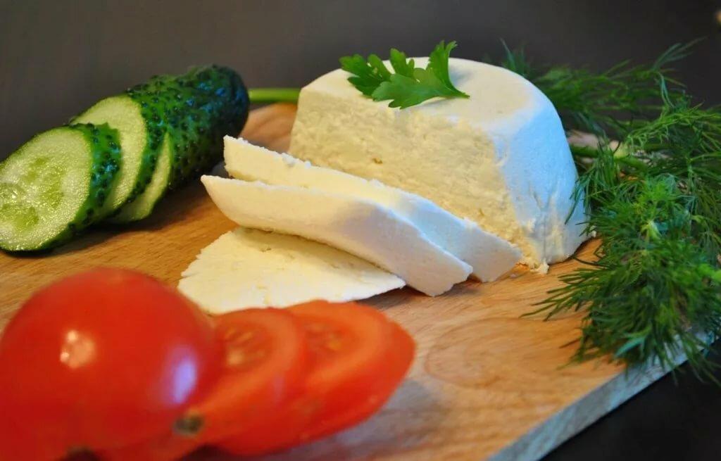 Домашний твердый сыр – кулинарный рецепт