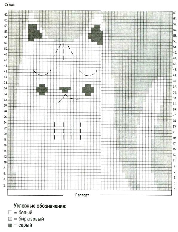 Как связать кота крючком, больше 50 схем и мастер - классов