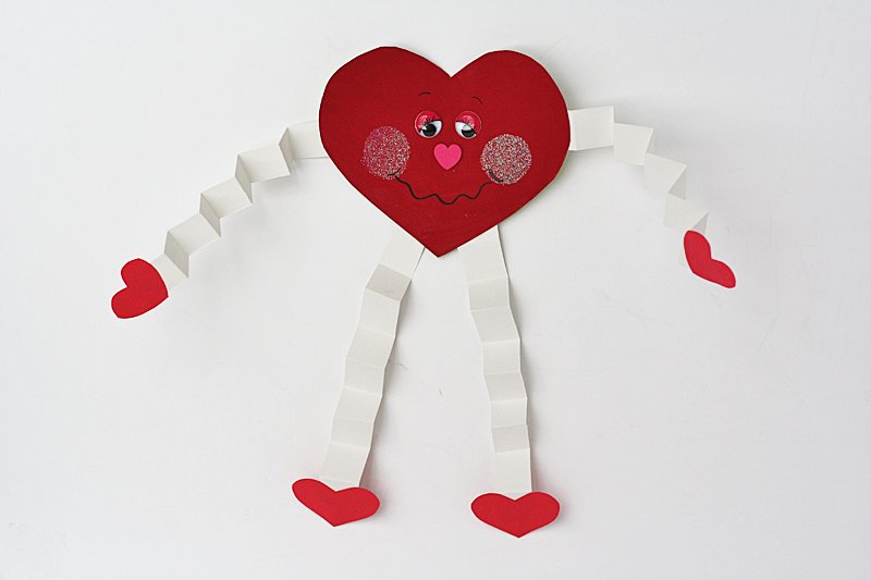Валентинки своими руками: необычные идеи, шаблоны и схемы